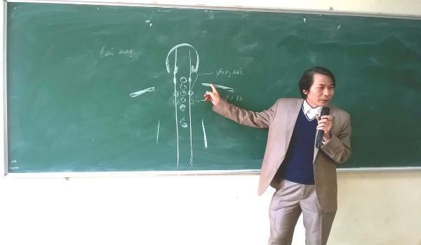 Thầy Đồng Xuân Toán giảng về cảm mạo